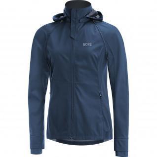Women's Gore R3 Zip-Off Hooded Windbreaker