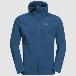 Jack Wolfskin shell jacket