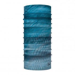 Anti-UV choker Buff keren stone blue