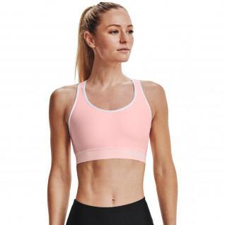 Women's bra Under Armour Mid Sports