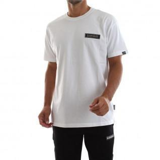 Napapijri S-patch SS short-sleeved T-shirt