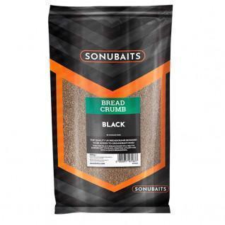 Seeds Sonubaits Black Bread Crumb - 900g