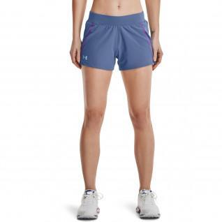 Women's shorts Under Armour Qualifier Speedpocket