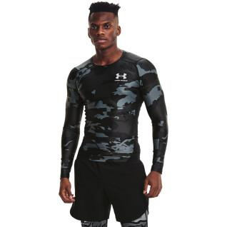 Iso-Chill long sleeve compression jersey Under Armour