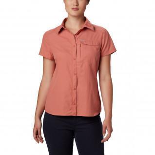 Women's Columbia Silver Ridge 2.0 short-sleeved shirt