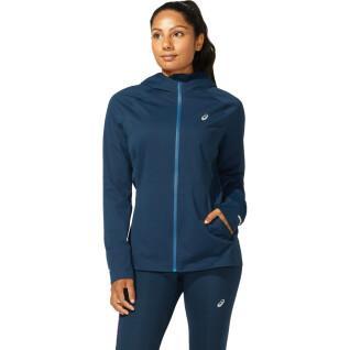Women's hooded jacket Asics Accelerate