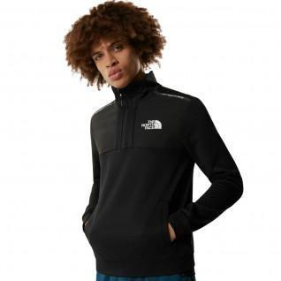 The North Face Ma 1/2 zip sweatshirt