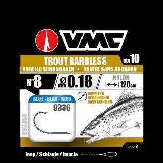 Barbless hook VMC Trout