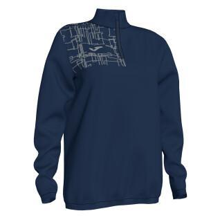 Sweatshirt woman Joma Elite VIII 1/2 zip