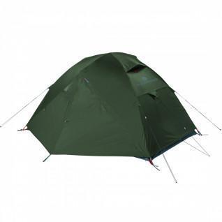 Tent Ferrino X2 fly approach