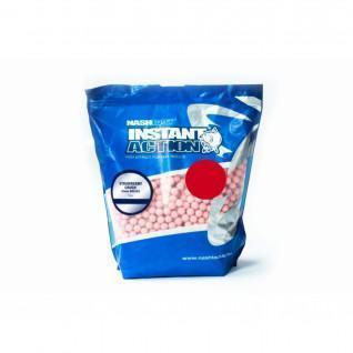 Bouillettess Nash Instant Action Strawberry Crush 12 mm (1kg)