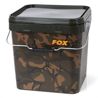 Fox 17 Litre Camo Square Bucket