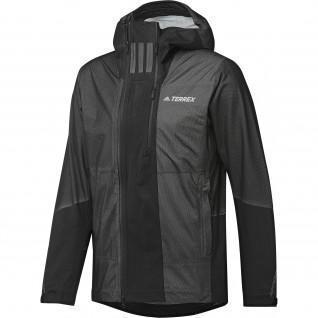 adidas Terrex Primeknit Rain Jacket