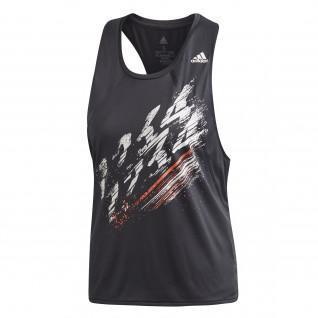 Women's tank top adidas Speed