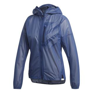Jacket woman adidas Terrex Agravic Rain