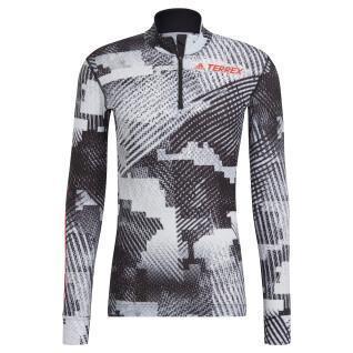 Sweatshirt adidas Terrex Agravic XC Race Top