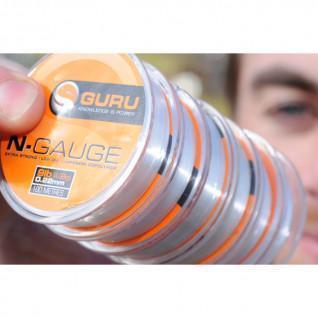 Nylon line for Guru N-Gauge socks (0,22mm - 100m)