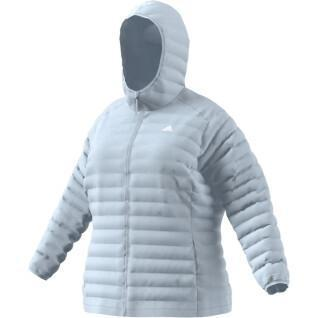 Women's down jacket adidas Varilite Down ed Insulation (Grandes tailles)