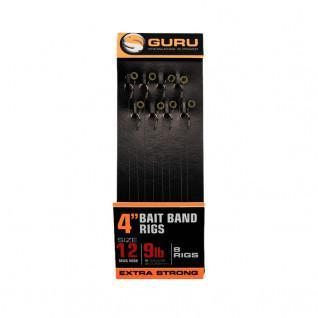 "Guru Bait Band Ready Rig 4"" Hook"