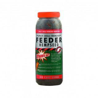 Seeds Dynamite Baits Frenzied Feeder Chilli 700gr