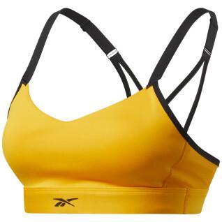 Women's bra Reebok Lux Strappy