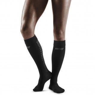 Women's high compression socks CEP compression 3.0