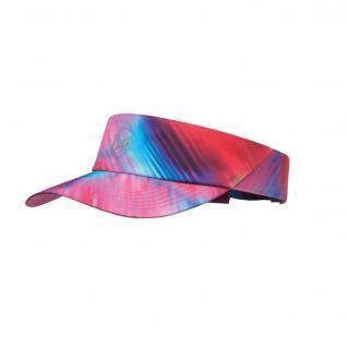 Buff r-shining pink visor