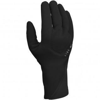 Nike shield phenom running gloves women