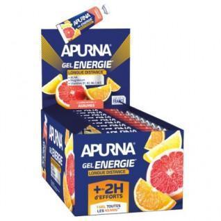 Lot 25 Apurna gels Energy Citrus long distance - 35g