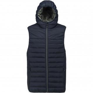 Sleeveless hooded jacket for children Proact