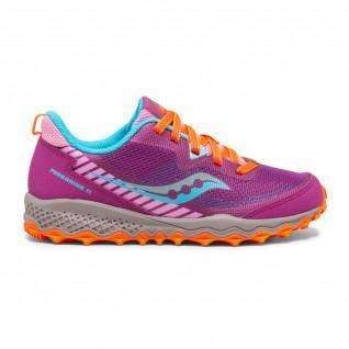 Girl's shoes Saucony peregrine 11 shield
