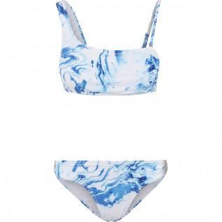 Women's bikini Urban Classics asymmetric top bikini