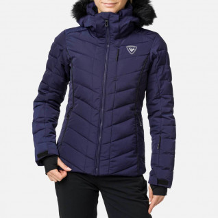 Jacket woman Rossignol Rapide pearly